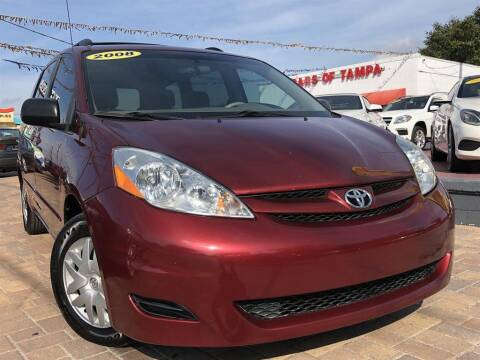 2008 Toyota Sienna for sale at Cars of Tampa in Tampa FL