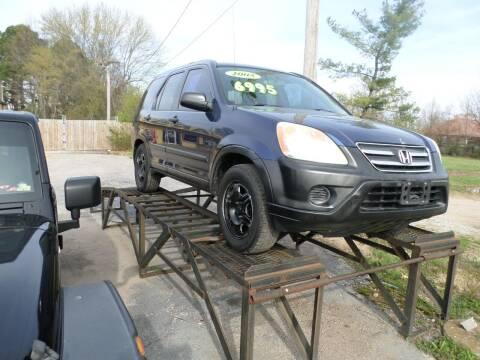 2005 Honda CR-V for sale at Credit Cars of NWA in Bentonville AR