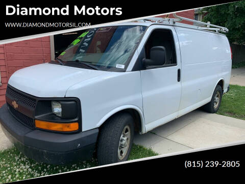 2008 Chevrolet Express Cargo for sale at Diamond Motors in Pecatonica IL