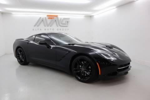 2016 Chevrolet Corvette for sale at Alta Auto Group LLC in Concord NC