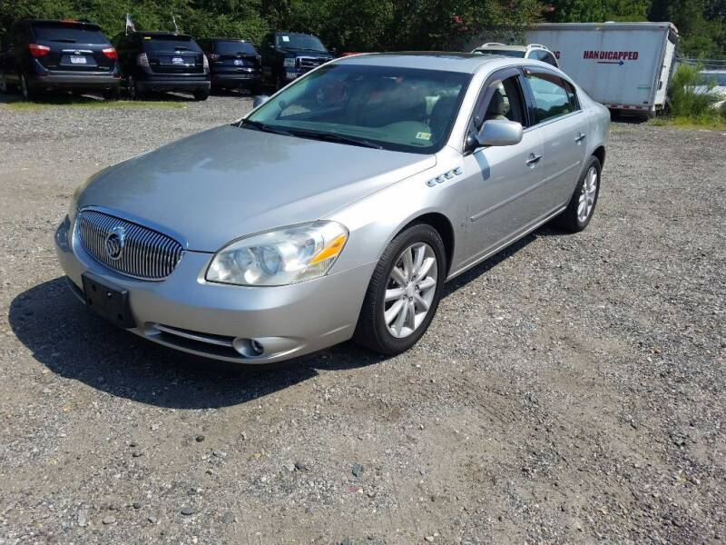 2008 Buick Lucerne for sale at Complete Auto Credit in Moyock NC