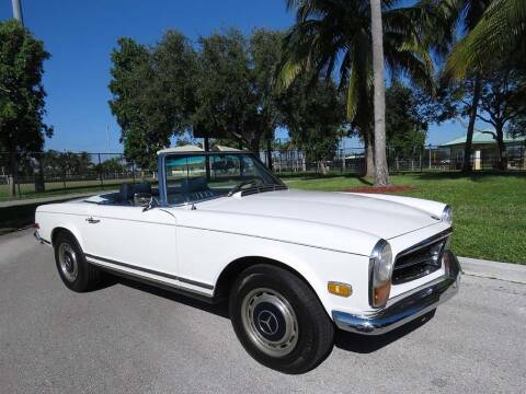 1970 Mercedes-Benz 280-Class for sale at Progressive Motors in Pompano Beach FL