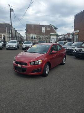 2012 Chevrolet Sonic for sale at Key and V Auto Sales in Philadelphia PA