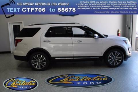 2017 Ford Explorer for sale at NMI in Atlanta GA