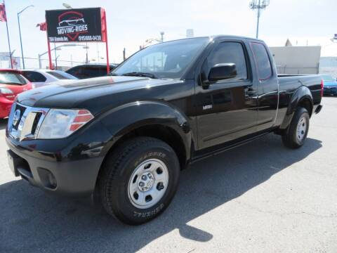 2016 Nissan Frontier for sale at Moving Rides in El Paso TX