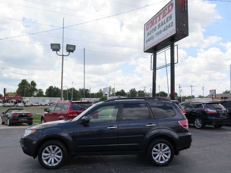 2013 Subaru Forester for sale at United Auto Sales in Oklahoma City OK