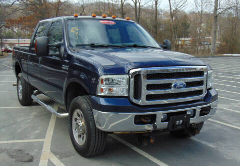 2005 Ford F-350 Super Duty for sale at Lakewood Auto in Waterbury CT