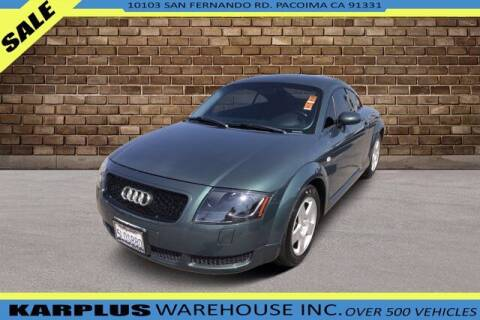 2000 Audi TT for sale at Karplus Warehouse in Pacoima CA