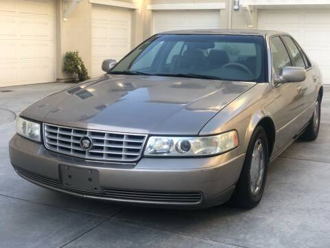 2000 Cadillac Seville for sale at JENIN MOTORS in Hayward CA