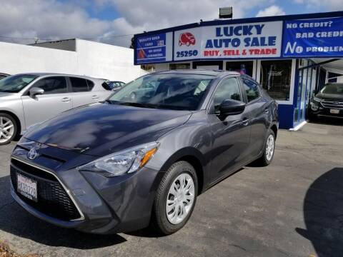 2019 Toyota Yaris for sale at Lucky Auto Sale in Hayward CA