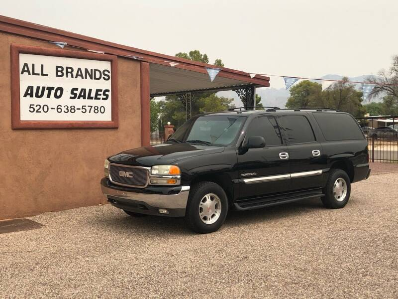 2004 GMC Yukon XL for sale at All Brands Auto Sales in Tucson AZ