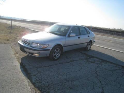 2001 Saab 9-3 for sale at BEST CAR MARKET INC in Mc Lean IL