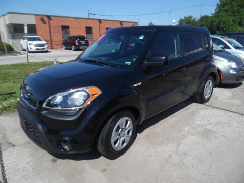 2013 Kia Soul for sale at VEST AUTO SALES in Kansas City MO