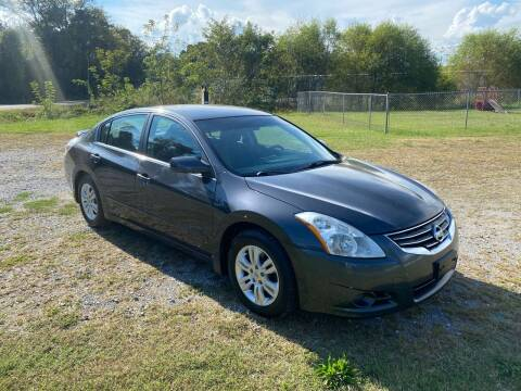 2012 Nissan Altima for sale at Tennessee Valley Wholesale Autos LLC in Huntsville AL