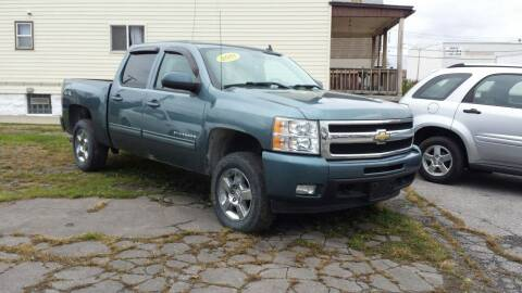 2011 Chevrolet Silverado 1500 for sale at T & R Adventure Auto in Buffalo NY