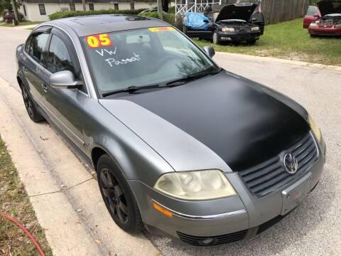 2005 Volkswagen Passat for sale at Castagna Auto Sales LLC in Saint Augustine FL