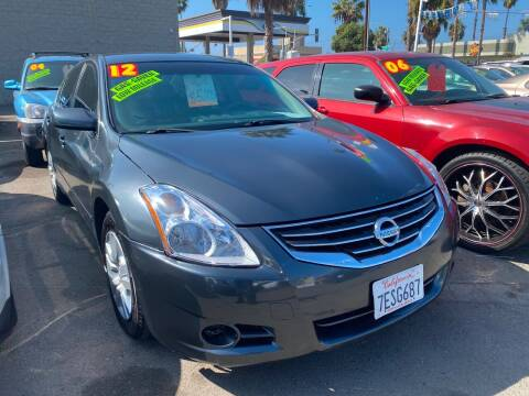 2012 Nissan Altima for sale at North County Auto in Oceanside CA