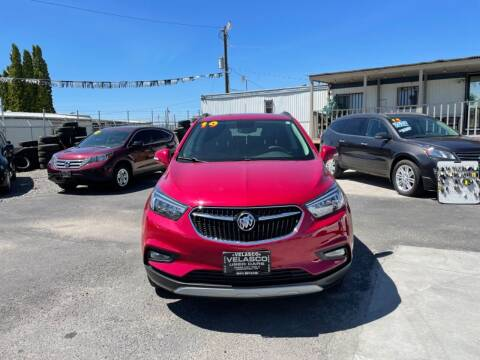 2019 Buick Encore for sale at Velascos Used Car Sales in Hermiston OR