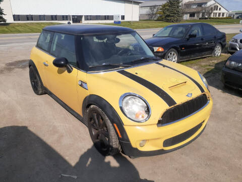 2007 MINI couper s for sale at EHE Auto Sales Parts Cars in Marine City MI