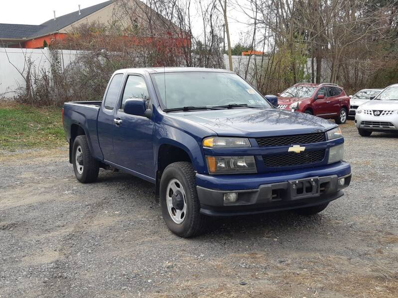 2010 Chevrolet Colorado for sale at MMM786 Inc. in Wilkes Barre PA