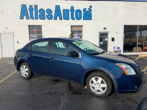 2008 Nissan Sentra for sale at Atlas Auto in Rochelle IL