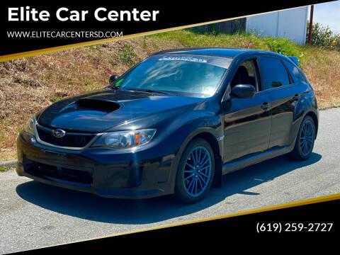 2011 Subaru Impreza for sale at Elite Car Center in Spring Valley CA