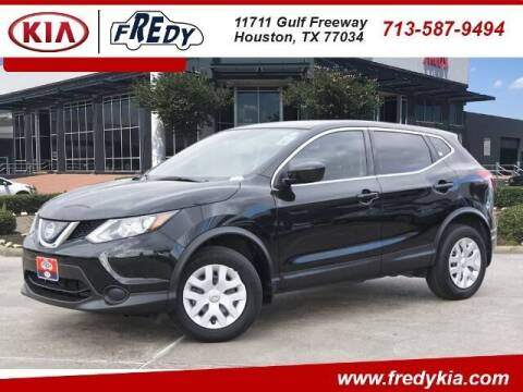2018 Nissan Rogue Sport for sale at FREDY KIA USED CARS in Houston TX