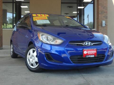 2014 Hyundai Accent for sale at Arandas Auto Sales in Milwaukee WI