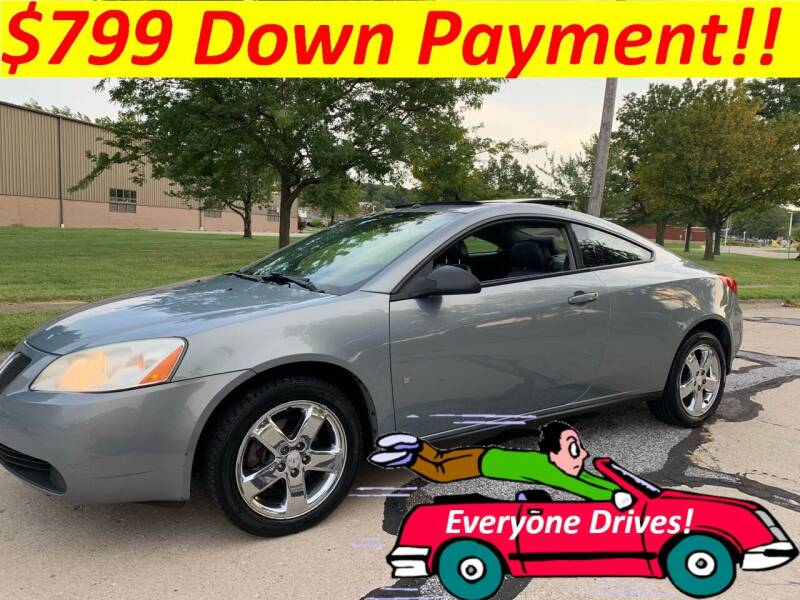 2007 Pontiac G6 for sale at World Automotive in Euclid OH