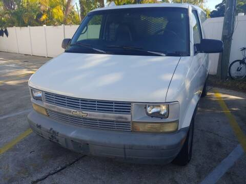 2001 Chevrolet Astro Cargo for sale at Autos by Tom in Largo FL