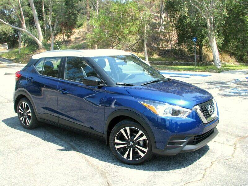 2019 Nissan Kicks for sale at Used Cars Los Angeles in Los Angeles CA