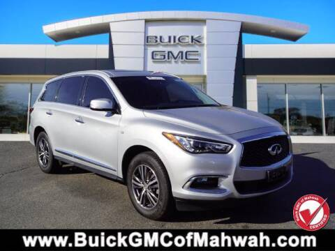 2018 Infiniti QX60 for sale at Classified pre-owned cars of New Jersey in Mahwah NJ