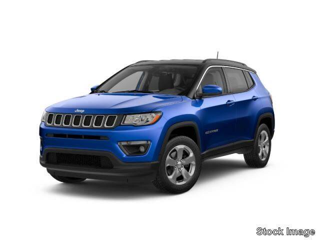 2022 Jeep Compass for sale at Greenway Automotive GMC in Morris IL