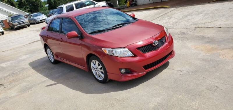 2009 Toyota Corolla for sale at Select Auto Sales in Hephzibah GA