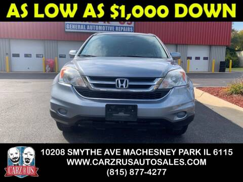 2011 Honda CR-V for sale at Carz R Us in Machesney Park IL