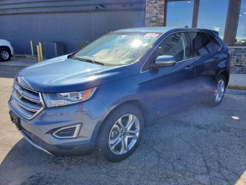 2018 Ford Edge for sale at Washington Auto Center in Washington IA