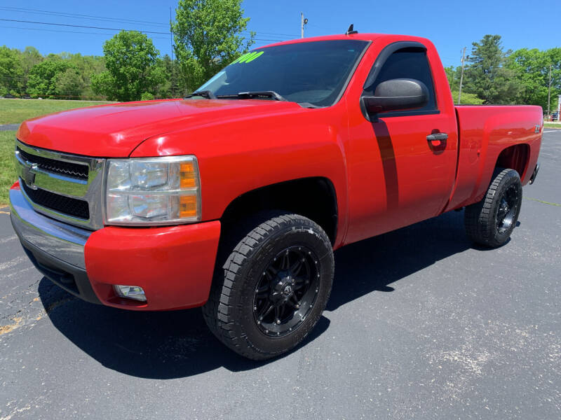 2007 Chevrolet Silverado 1500 for sale at Gary Sears Motors in Somerset KY