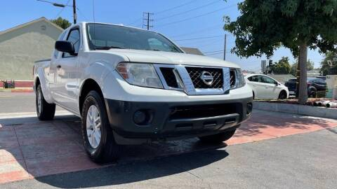 2015 Nissan Frontier for sale at Tristar Motors in Bell CA