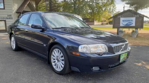 2006 Volvo S80 for sale at Shores Auto in Lakeland Shores MN