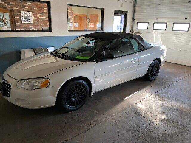 2006 Chrysler Sebring for sale at FENTON AUTO SALES in Westfield MA