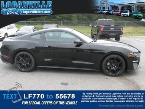 2019 Ford Mustang for sale at Loganville Quick Lane and Tire Center in Loganville GA