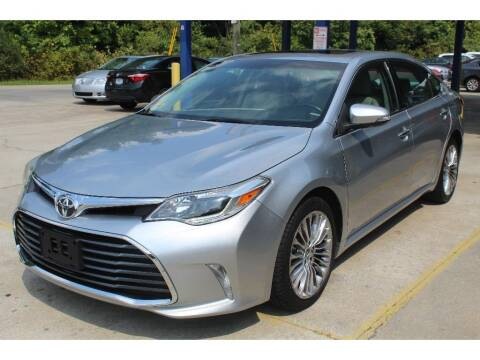 2016 Toyota Avalon for sale at Inline Auto Sales in Fuquay Varina NC