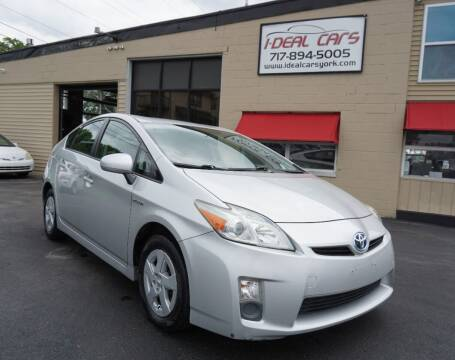 2010 Toyota Prius for sale at I-Deal Cars LLC in York PA