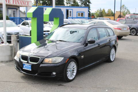 2011 BMW 3 Series for sale at BAYSIDE AUTO SALES in Everett WA