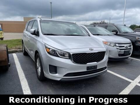 2017 Kia Sedona for sale at Jeff Drennen GM Superstore in Zanesville OH