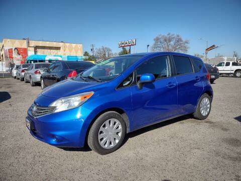 2014 Nissan Versa Note for sale at Larry's Auto Sales Inc. in Fresno CA