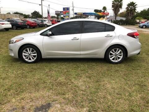 2017 Kia Forte for sale at Unique Motor Sport Sales in Kissimmee FL