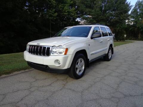 2007 Jeep Grand Cherokee for sale at CAROLINA CLASSIC AUTOS in Fort Lawn SC