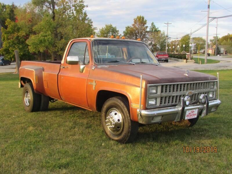 1982 Chevrolet C/K 30 Series for sale in Bluffton, IN