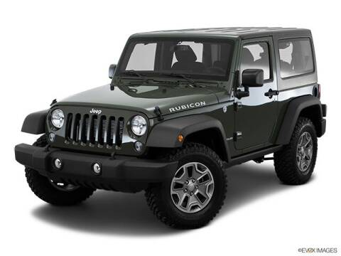 2016 Jeep Wrangler for sale at TETERBORO CHRYSLER JEEP in Little Ferry NJ